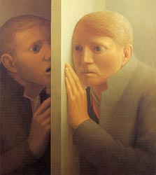 The Voice, George Tooker